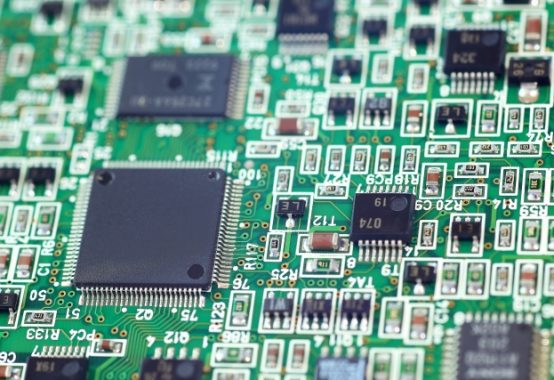 電子回路イメージ