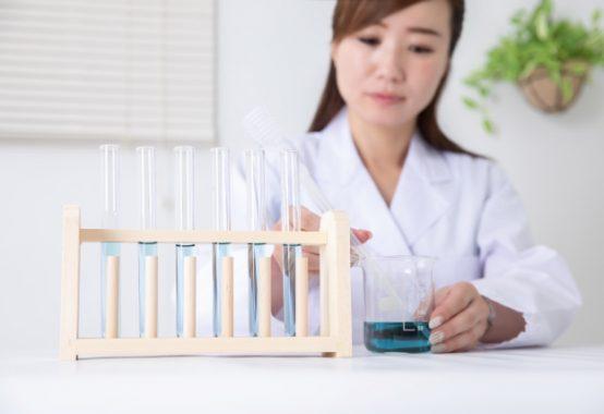 化学分析イメージ